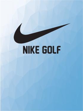 Nike Golf Catalog