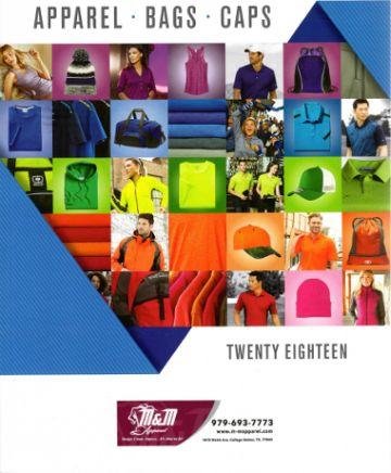 San Mar Catalog Cover